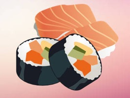 SushiMojis - Delicious Sushi Emojis And Stickers