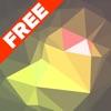 Random Polygon Wallpaper Plus Free — support 6 and 6plus resolutions