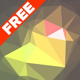 Random Polygon Wallpaper Plus Free — support 6 and 6plus resolutions