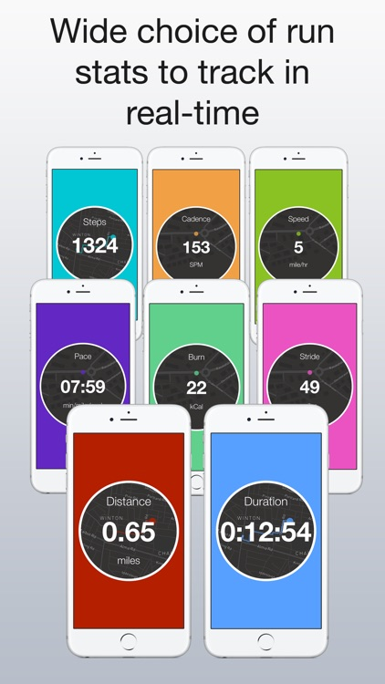 jS Run Pro - Running, Walking & Step Tracker screenshot-0