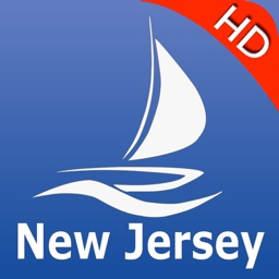 New Jersey GPS Nautical charts pro