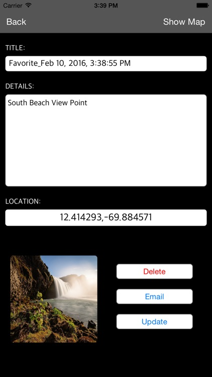 ARUBA – GPS Travel Map Offline Navigator screenshot-4