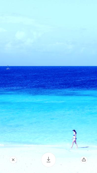 Bluelemon Camera - Sky, Clouds, Sea and Wind Photo screenshot two