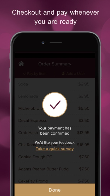 CakePay® screenshot-3