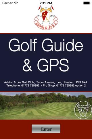 Ashton & Lea Golf Club - náhled