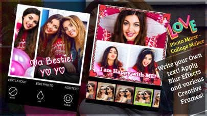 Photo Mixer Collage screenshot two