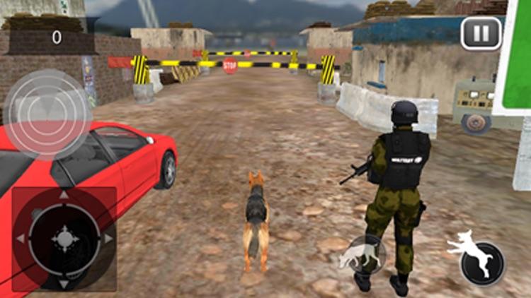 US Border Watch Sniffer : Security Dog Game screenshot-3