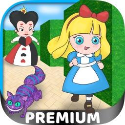 Alice in Wonderland Labyrinth 3D Maze Game – Pro