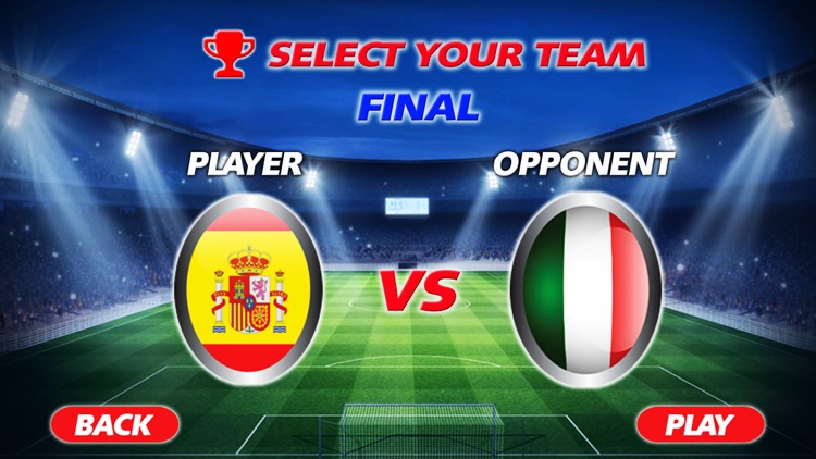 Mobile Soccer Stars World League screenshot-4