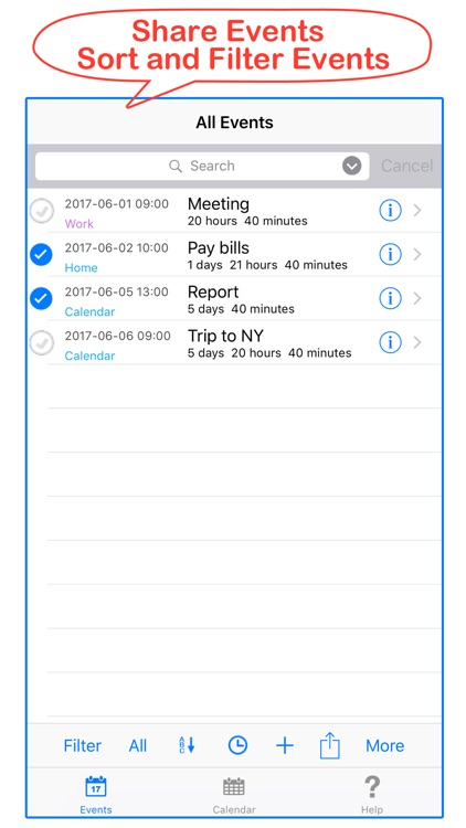Calendar Tools screenshot-2