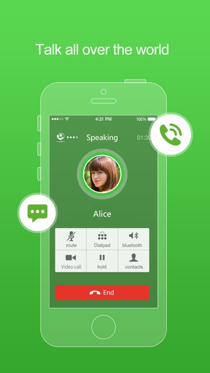 FreePP-Call Chat Message screenshot-0