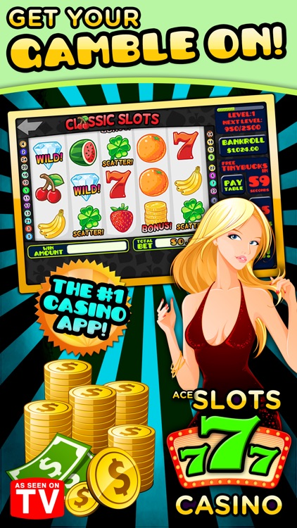 Ace Slots Casino screenshot-0