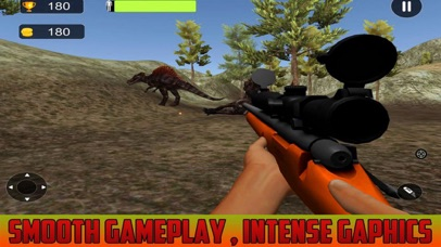 Wild Dinosaur Shoot 3D screenshot 3
