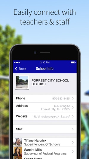 Forrest City School District on the App Store