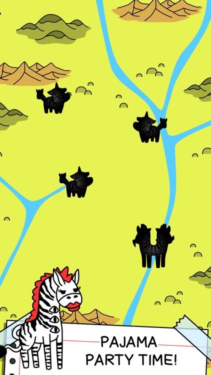 Zebra Evolution | Mutant Zebra Clicker Game screenshot-3