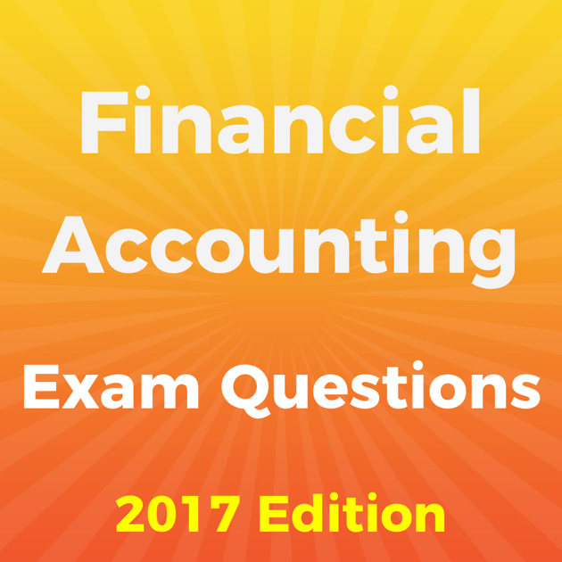 financial accounting test questions Principles of financial accounting acc-101-te • test format: 100 multiple choice questions (1 point each) • passing score: 60.