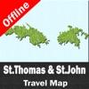 ST. THOMAS & ST. JOHN (US VIRGIN ISLANDS) - TRAVEL