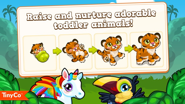 Tiny Zoo Friends screenshot-1