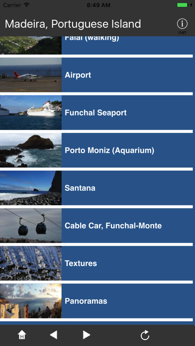 Madeira, Portuguese Island screenshot 2