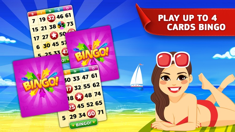 BINGO! Tropical Beach World screenshot-3