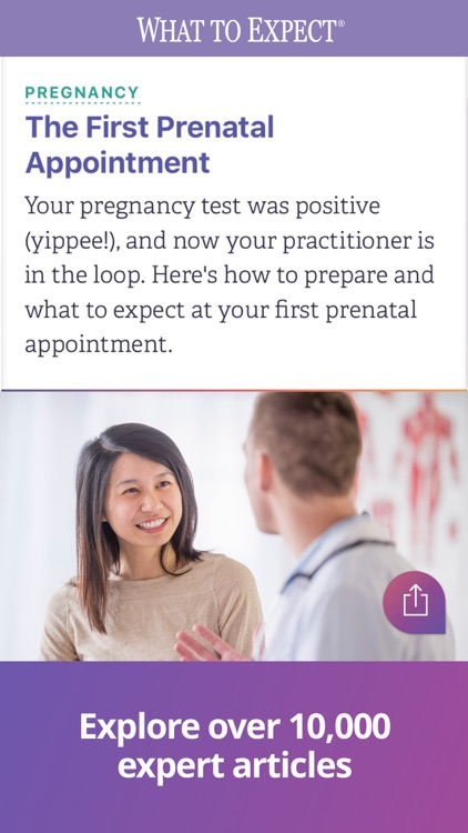 Pregnancy & Baby | What to Expect screenshot-3