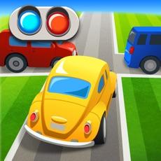 Activities of Don't Crash - traffic control -