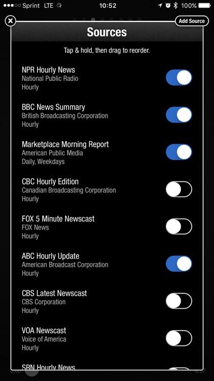Hourly News screenshot-3