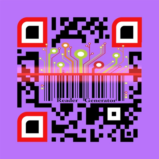 Fast and easy Barcode Scanner and QR Code Reader & Generator with