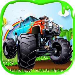 Blocky Monster - Highway Truck Games