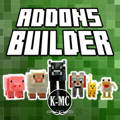 Addons Builder for Minecraft PE on the App Store