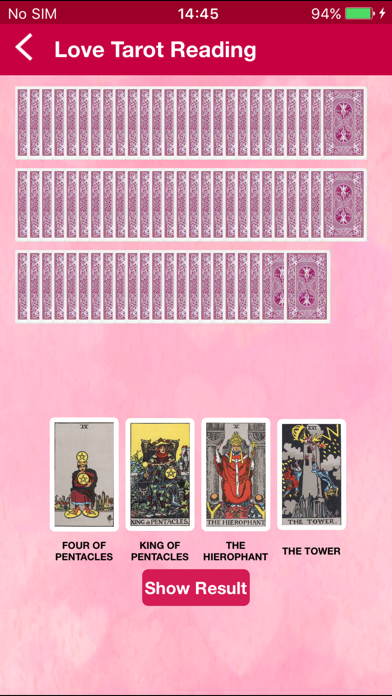 Love Tarot Card Reading - True by Touchzing Media (iOS, United