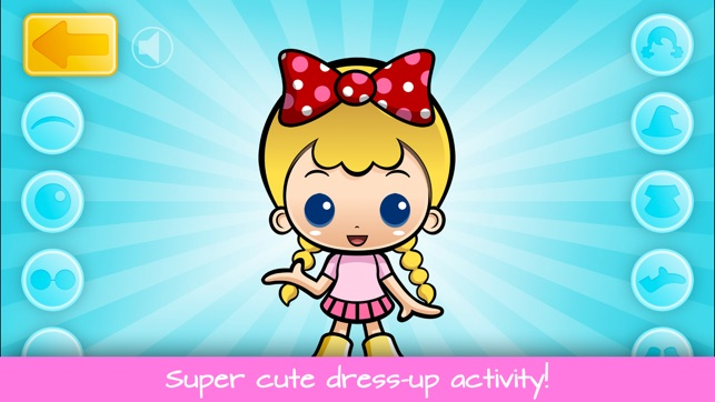 Best Dress up Games and Kids Activities for Girls on the App