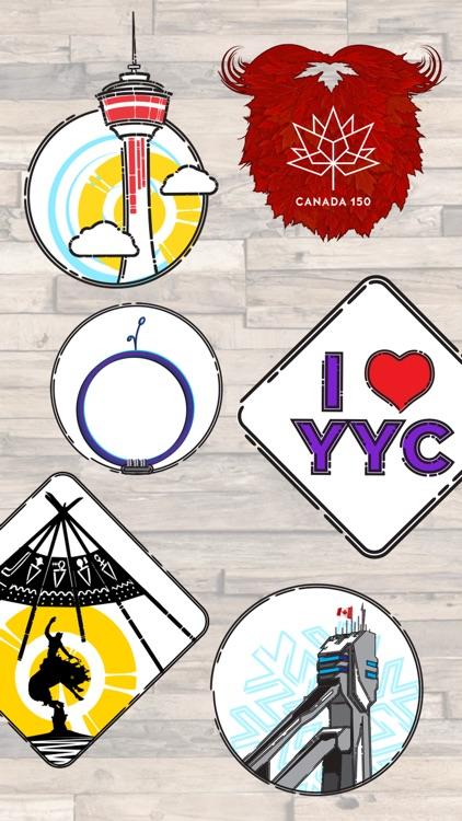 I HEART YYC  •  I LOVE CALGARY