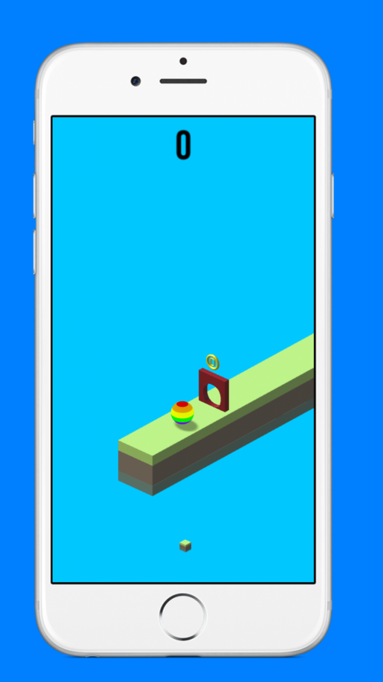 Shape Swap - Endless Running Screenshot