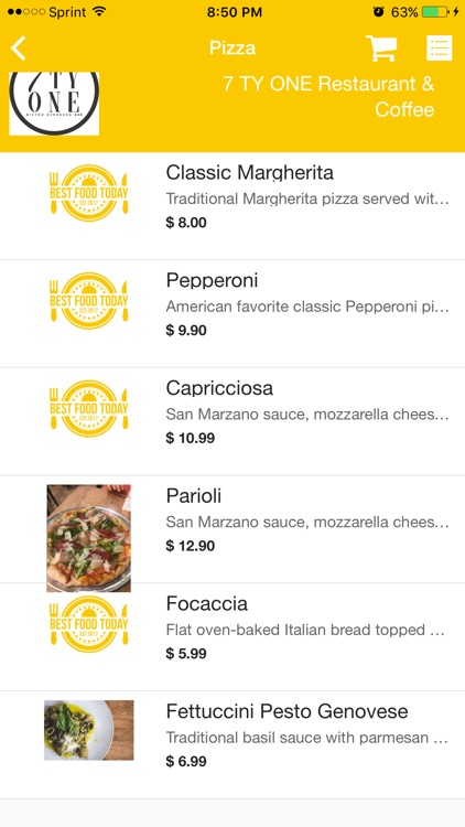 BestFoodToday screenshot-1