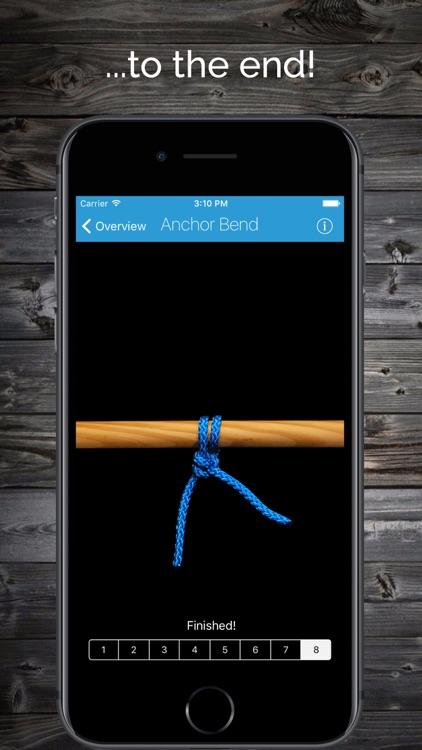 Knots: Boating and Sailing screenshot-4