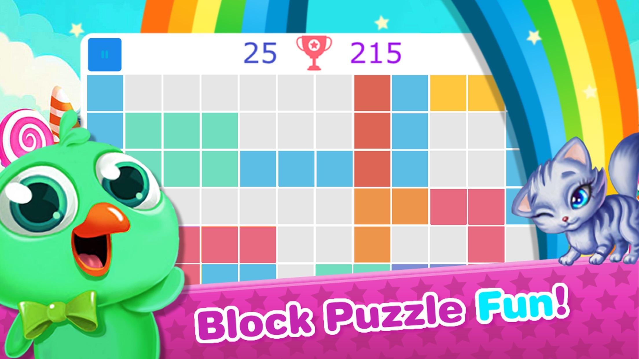 Candy Blast - Touch Fun Game Screenshot