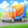 Trucks and Things That Go Vehicles Puzzle Game - iPhoneアプリ