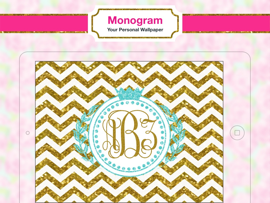 Monogram Wallpapers Lite - Online Game