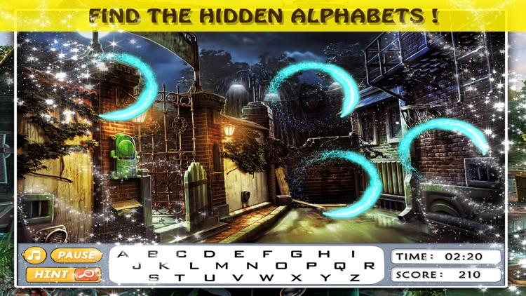 Hidden Object of Missing Alphabets screenshot-3