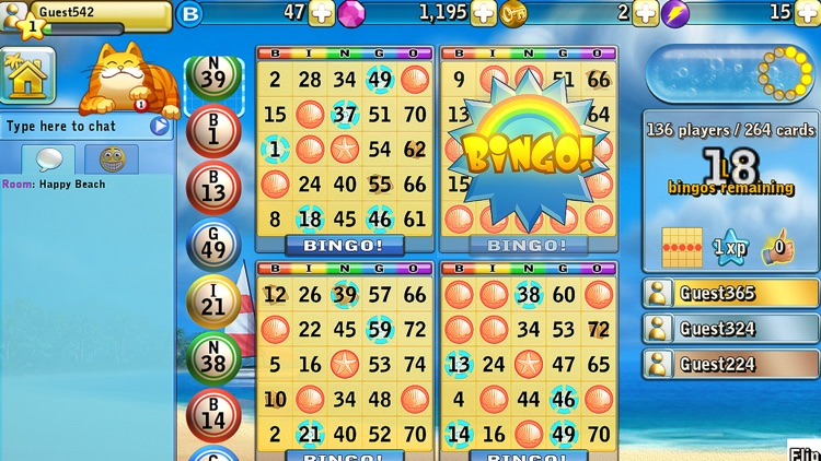 Bingo Beach screenshot-3