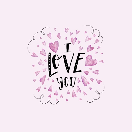 Love-astic Fun! Loveable Love Stickers