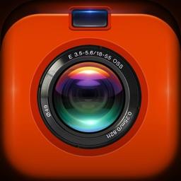 Vintage Camera - Photo Filter & Text on Photos