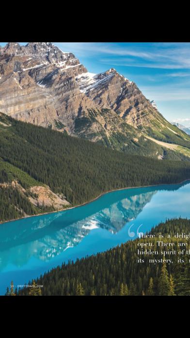 DRIFT Travel Magazine screenshot 2