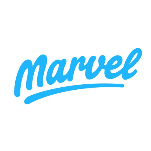 Marvel - Design Apps On Your Phone
