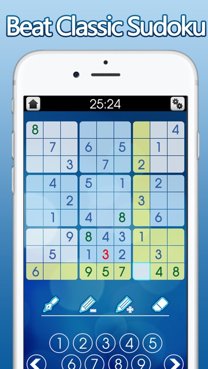 Sudoku:* screenshot-0