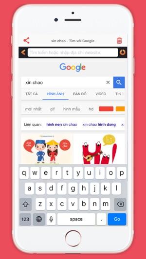 Lốc Lốc - Trinh duyet web Tiếng Việt