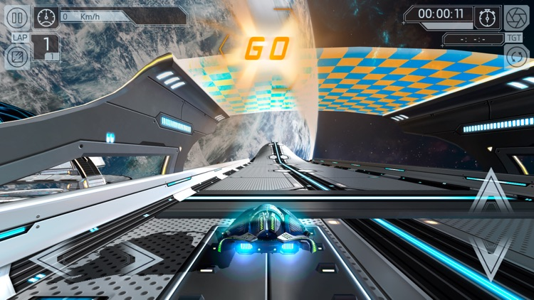 Cosmic Challenge: Best online space racing game