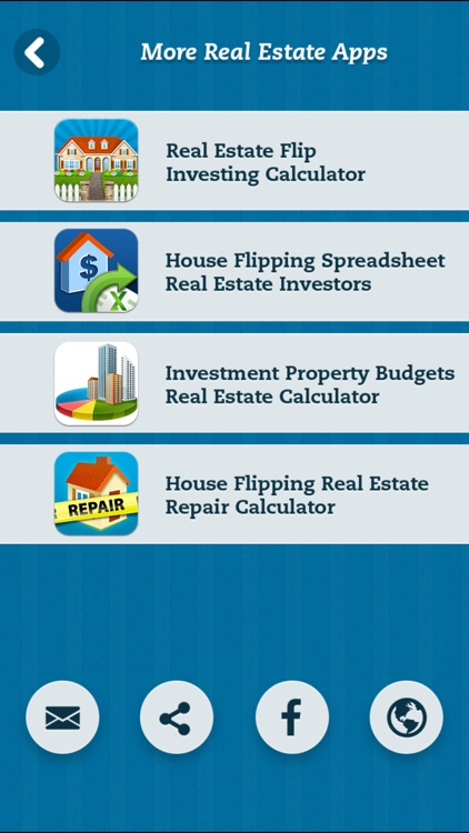 House Flipping Real Estate Repair Calculator screenshot-4