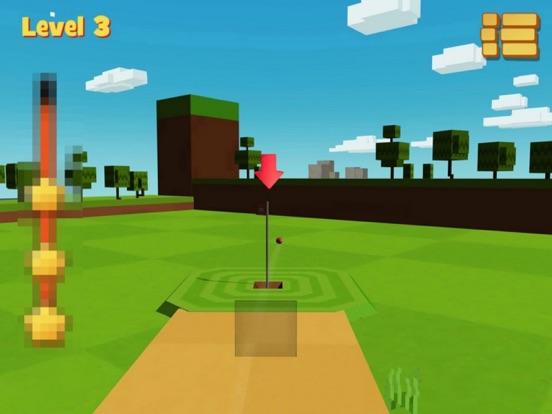 Golf Ball Filp 3D screenshot 5
